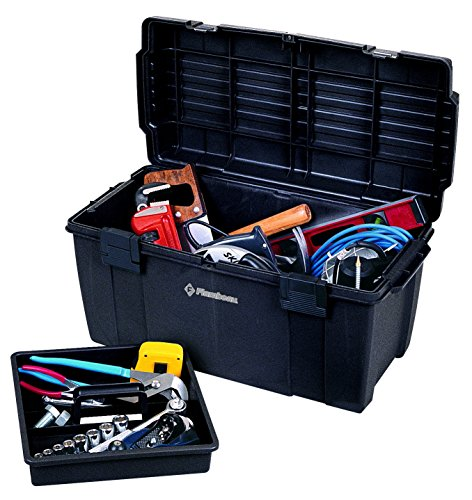 Flambeau 6595FH Tool Brute Dry Box, Tool Chest with Lift-...