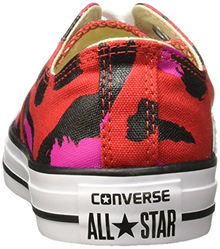 Sneaker Converse Chuck Taylor Casino Rot