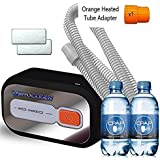 VirtuCLEAN CPAP and Mask Automatic Cleaner &  System One / M-Series Filters & Tubing & CPAP H20 2pk)