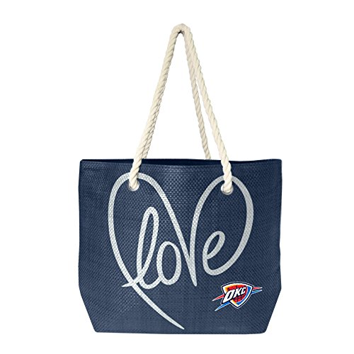 NBA Oklahoma City Thunder Rope Tote Bag by Littlearth