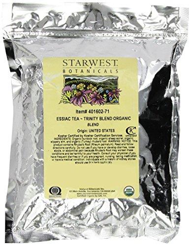 (Essiac Tea Organic - Trinity Blend 1lb)