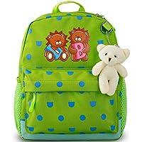 LionBalance Toddlers Kids Backpack for Boys and Girls, Children Preschool Little Bookbag, 12 inch | by