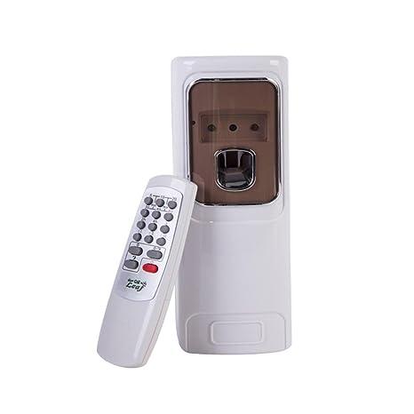 Remote Control Automático Dispensador de perfume ambientador comercial aerosol olor Control dispensar