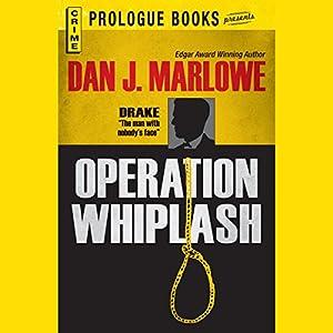 Operation Whiplash Audiobook