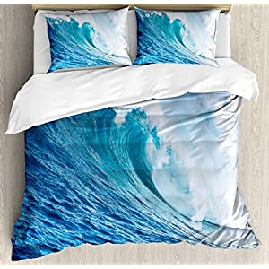 51nM1E3YhAL._SS300_ Surf Bedding Sets & Surf Comforter Sets