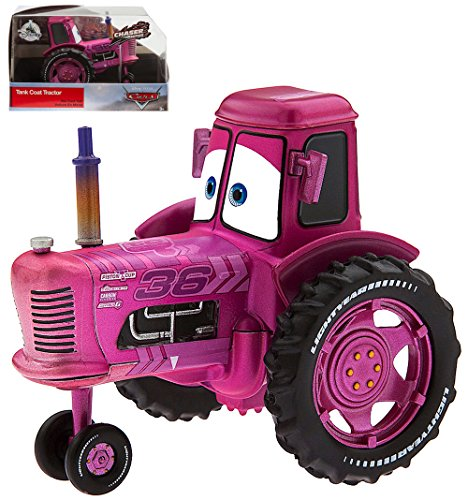 Tractor Chaser Series Disney Cars 3 Exclusive DieCast 1:43 Scale - Exclusive Car Series