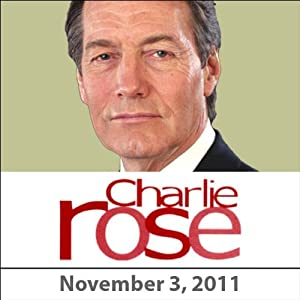 Charlie Rose: Nora Volkow, Eric Kandel, Cornelia Bargmann, and Thomas Insel, November 3, 2011 Radio/TV Program