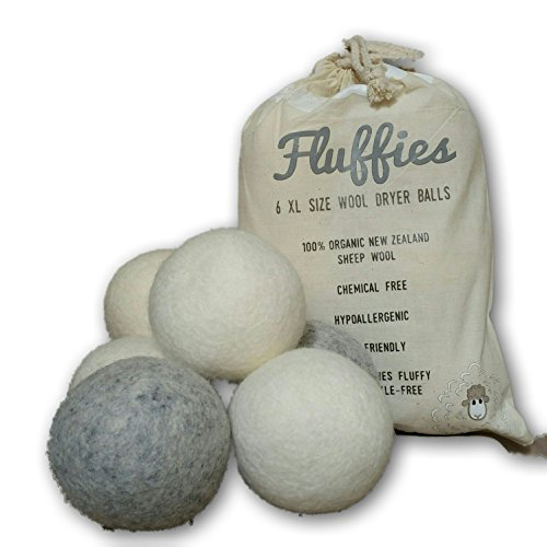 FLUFFIES Natural Softener Handmade Organic product image