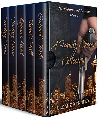 A Family Chosen Collection (Volume 2): The Protectors and Barrettis