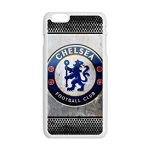 Warm-Dog Chelsea FC Logo Cell Phone Case for Iphone 6 Plus
