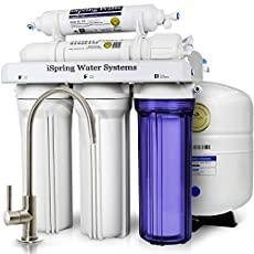 As the only top reverse osmosis system on the market to earn the Water Quality Association's Gold Seal Certification, the RCC7 is unequaled in quality, safety, and durability. The system incorporates polypropylene sediment (PP), granular activated...