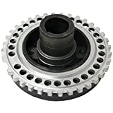 Diften 308-A2907-X01 - New Harmonic Balancer Crankshaft Damper Mercury Sable Ford Aerostar