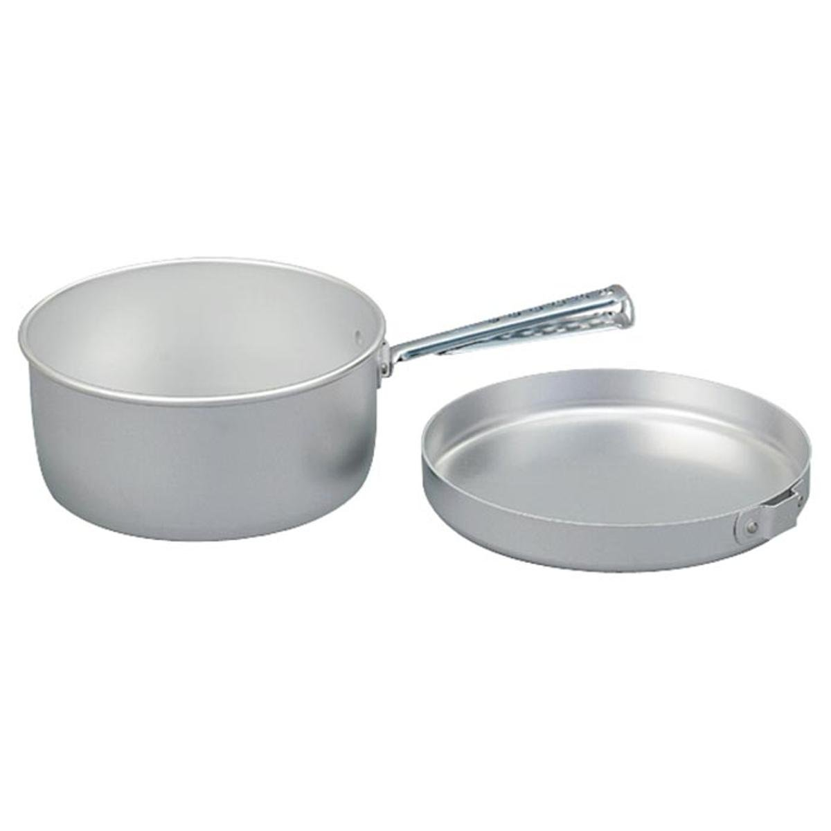 Trangia - Camping Cook Set | Includes: 1.5 L Saucepan, 7 Inch Frypan, Detachable Handle 327519