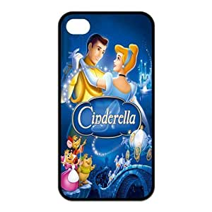 Mystic Zone Princess Cinderella iphone 5c Case for iphone 5c Cartoon Fits Case KEK0424 by waniwa