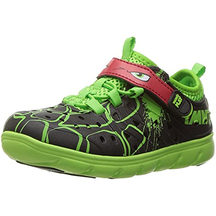 Stride Rite Made2Play Baby, Toddler and Little Boys Phibian Water Shoe
