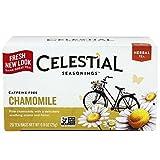 Cheap Celestial Seasonings Natural Herbal Tea, Chamomile 20 ea