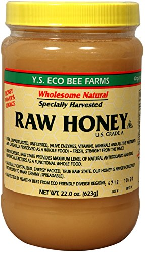 (Y.S. Eco Bee Farms Raw Honey - 22)
