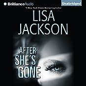 After She's Gone | Lisa Jackson