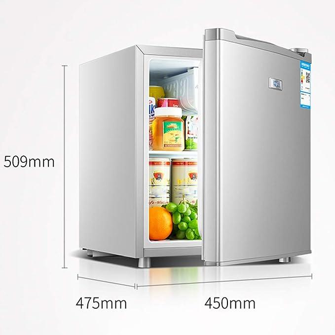 Mini refrigerador 50L, congelador doméstico Dormitorio/compresor ...