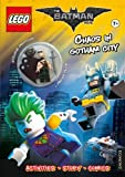 LEGO® The Batman Movie: Chaos in Gotham City (Activity book with exclusive Batman minifigure) (Lego® DC Comics)