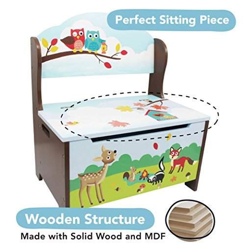 Fantasy Fields Enchanted Woodland Themed Kids Wooden Toy