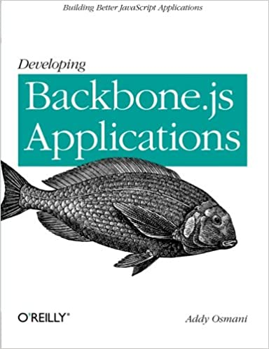 Backbone.js Applications