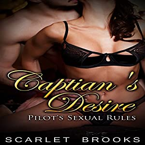 Captain's Desire Audiobook