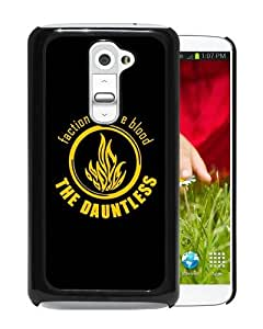 Personalized LG G2 With The dauntless Black Customized Photo Design LG G2 Phone Case
