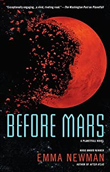 Before Mars by Emma Newman science fiction book reviews