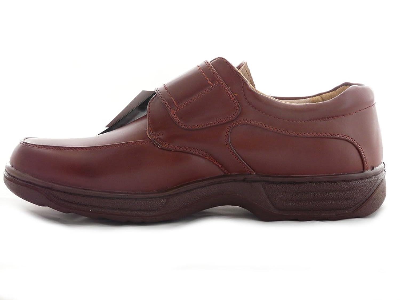 Coussin Lumière Homme Marche, Chaussures De Sport Glissent Sur Agrippante Et Barre De Sangle, Couleur, Taille 43