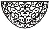Esschert Design Rubber Doormat - Half Round