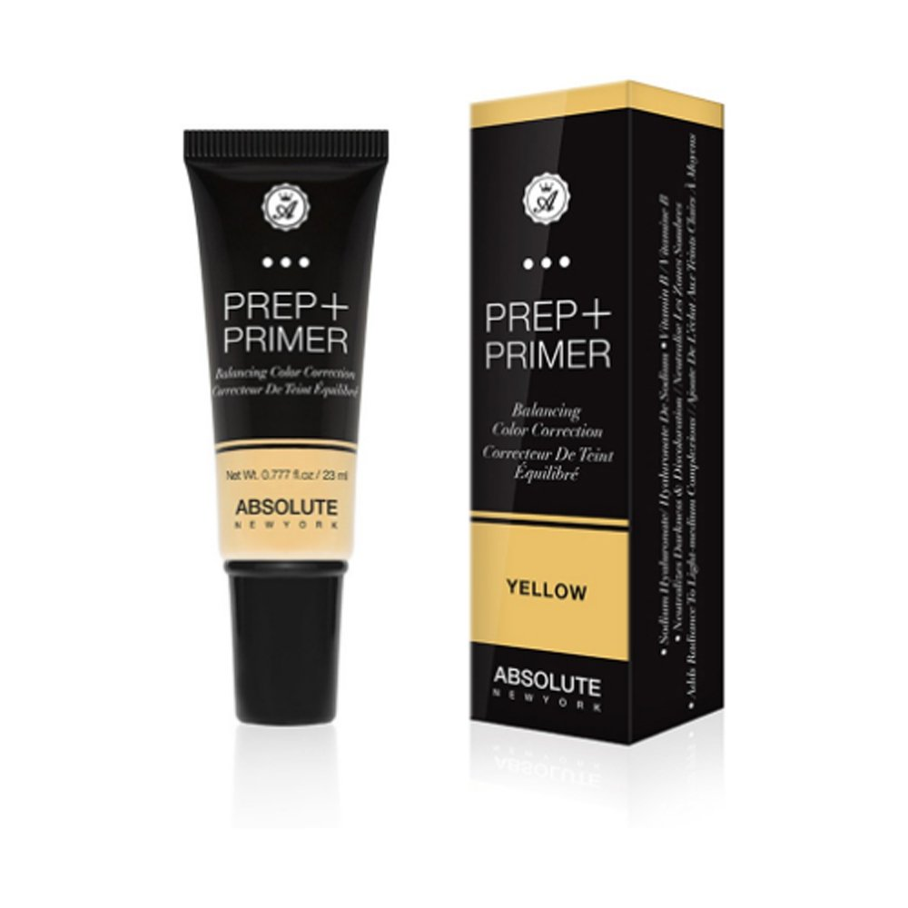 ABSOLUTE Prep + Primer - Yellow AKABPP04