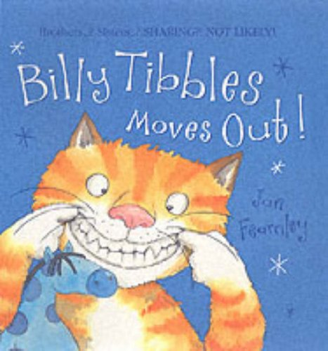 Billy Tibbles Moves Out Amazon Jan Fearnley 9780007143337