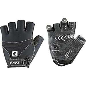 Louis Garneau Men's 12c Air Gel Cycling Gloves Black Small