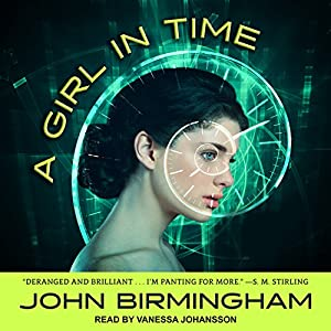 A Girl in Time Audiobook