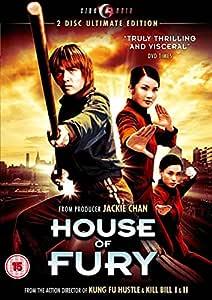 House Of Fury [DVD] [2005]