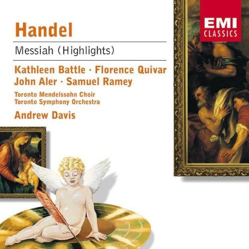 Handel: The Trumpet Shall Sound - Sound The Handel Trumpet Shall