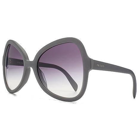 Prada Sonnenbrille 05Ss Matte Alluminium Grey, 56