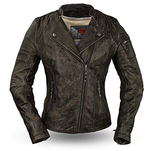 Jasmin Leather - 1