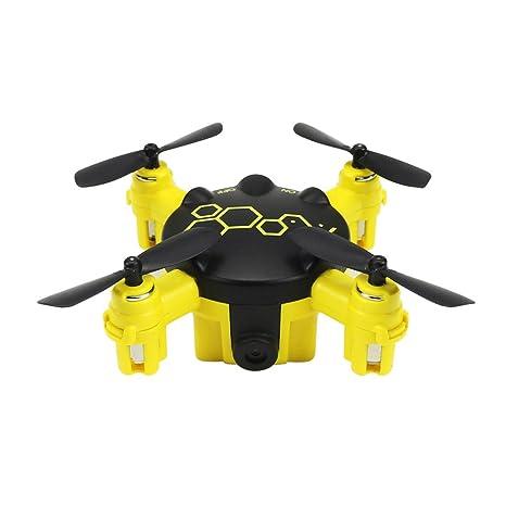 Jiayuan Cewaal FQ04 Mini Pocket Drone con cámara de video en vivo ...