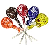 Tootsie Roll Pops, Assorted (100-Count Pops), 60-Ounce Box