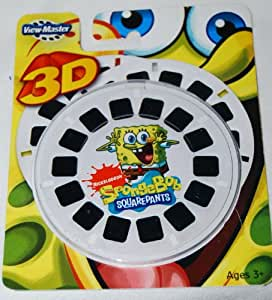 SpongeBob Squarepants 3D ViewMaster - 3 Reel Set