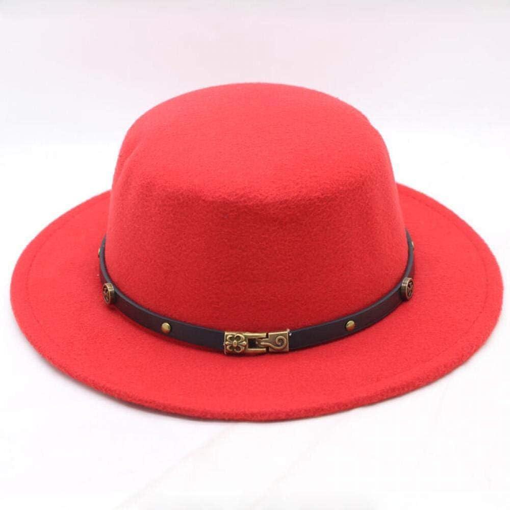Women Winter Fedoras Hats...