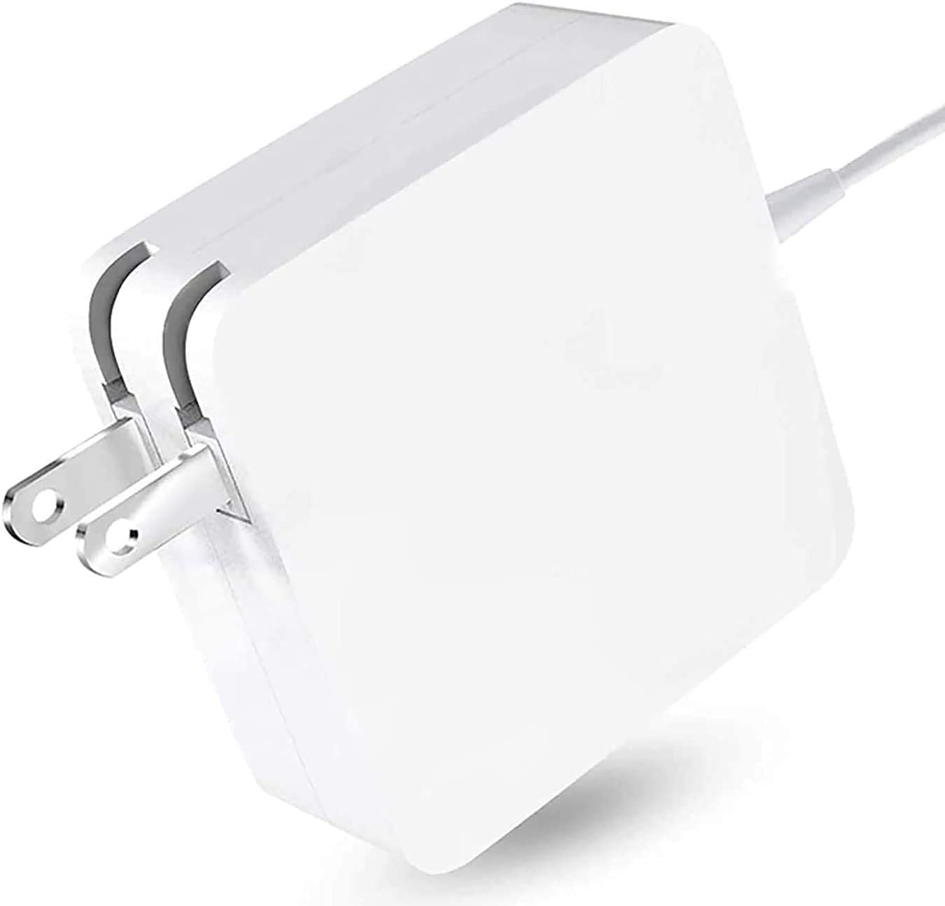 60W Mac Pro Charger Compatible with Mac Pro 11 inch and 13 inch, 60W MagS 2 Charger for Mac Book Pro Retina A1425, A1435, A1502, A1465 and More Mac Models.