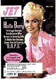 JET MAGAZINE APRIL 7, 1997 *HALLE BERRY*