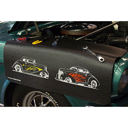 - Drake Chevy Street Rods Fender Gripper Cover