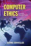 Computer Ethics, Giannis Stamatellos, 0763740845