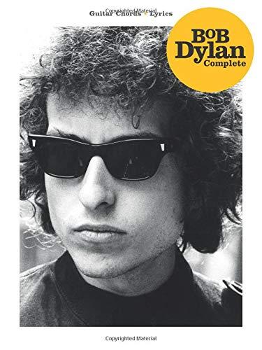 Bob Dylan Complete (Guitar Chords, Lyrics)