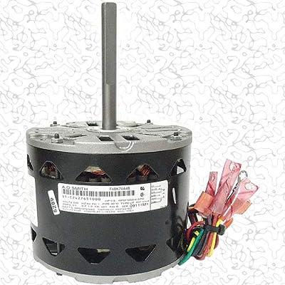 024-27651-000 - oem upgraded coleman furnace blower motor 1/3 hp 220-240  volt: amazon com: industrial & scientific