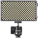 Aputure Amaran AL-F7 3200-9500K CRI/TLCI 95 LED panel LED video camera light (Aputure H198 Upgrade Version)